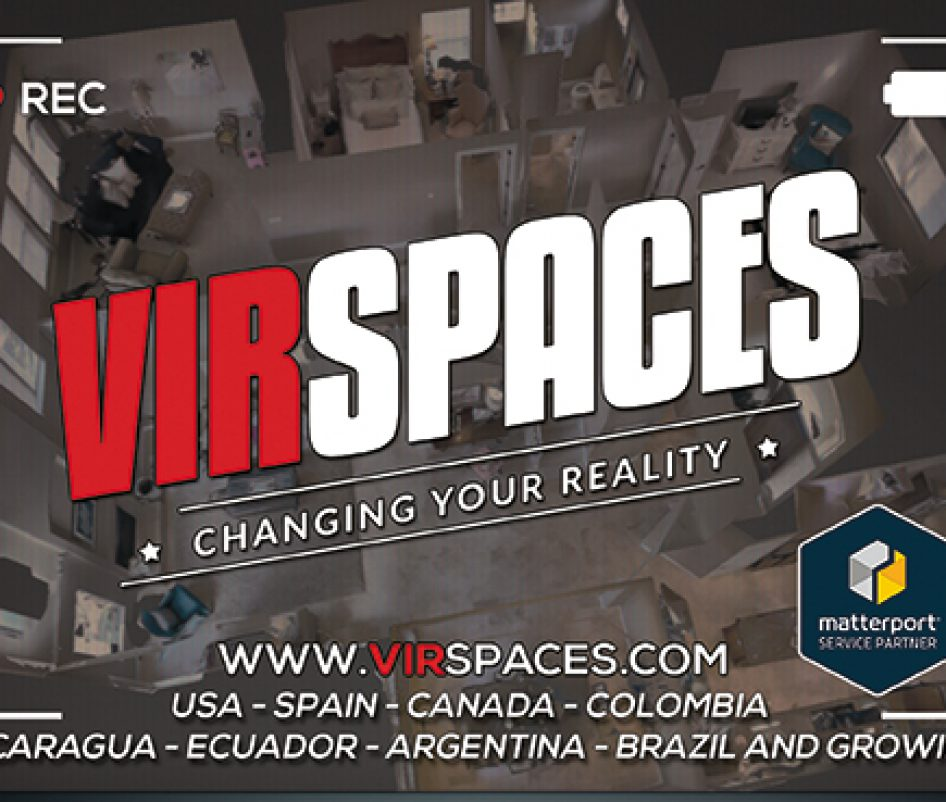VIRSpaces – Flyer Design and Print
